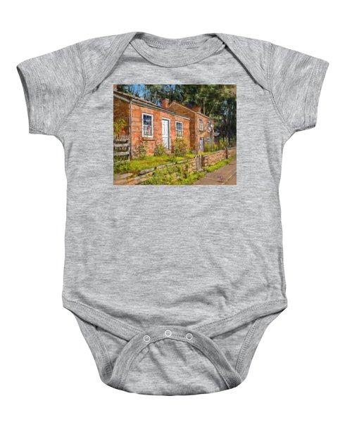 Pendarvis House Baby Onesie