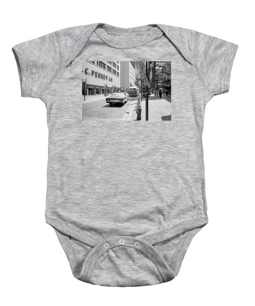 Penney's And Donaldsons 1971 Baby Onesie