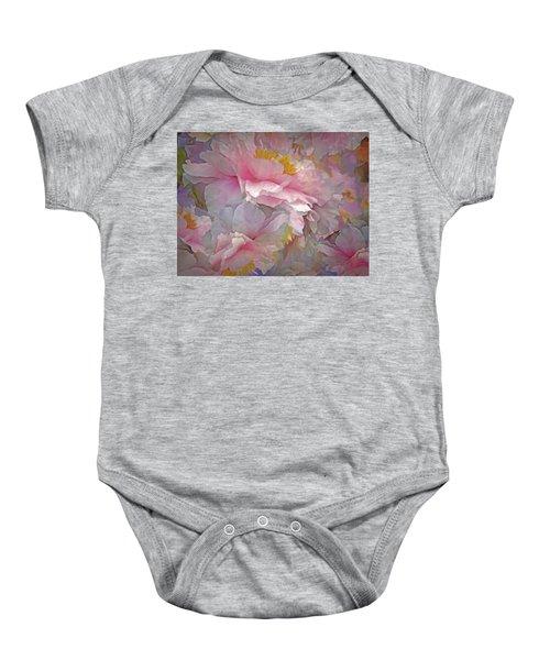 Petal Dimension 20 Baby Onesie