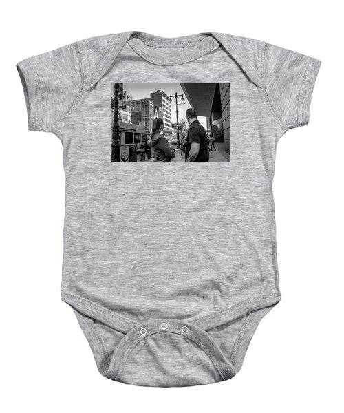 Philadelphia Street Photography - Dsc00248 Baby Onesie
