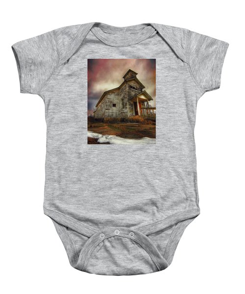Picher Christian Church Baby Onesie