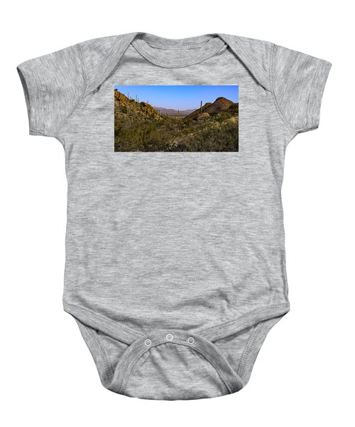 Picture Rocks 24 Baby Onesie
