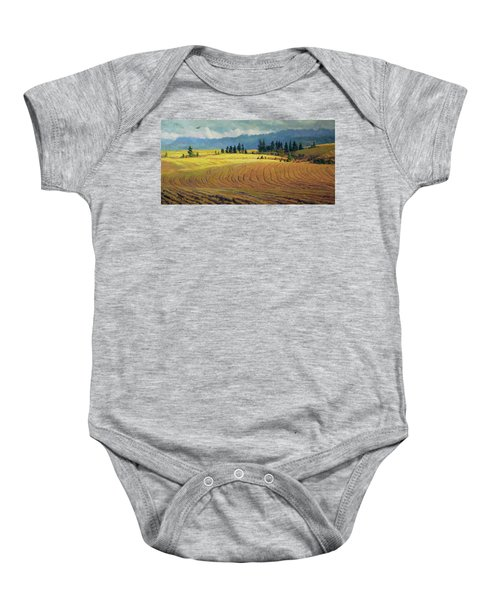 Pine Grove Baby Onesie