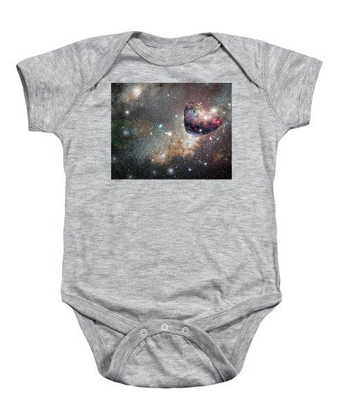 Planet Love Baby Onesie