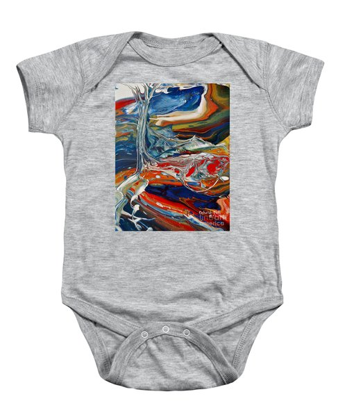 Planted By The Waters Baby Onesie