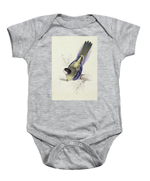 Platycercus Brownii, Or Browns Parakeet Baby Onesie