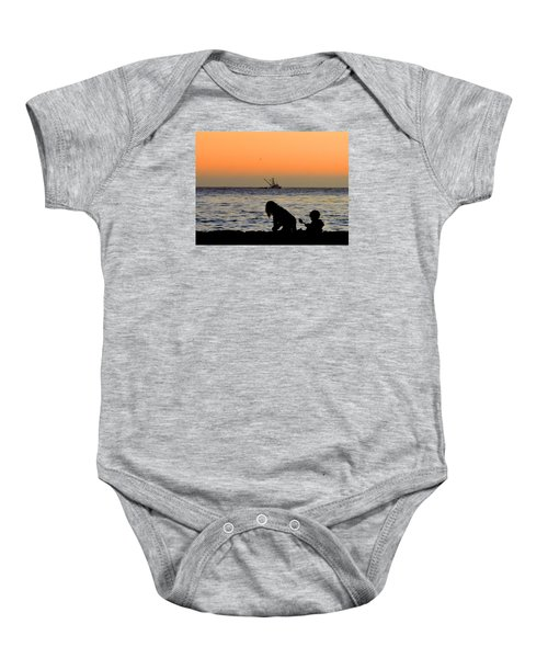 Playful Time Baby Onesie