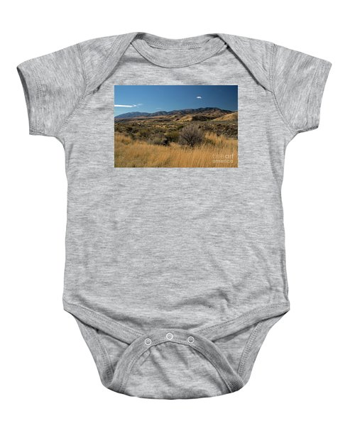 Pocatello Area Of South Idaho Baby Onesie