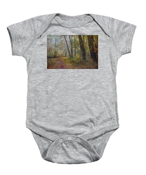 Poetic Season Baby Onesie