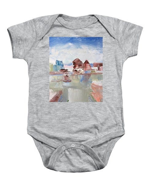 Point San Pablo 2 Baby Onesie