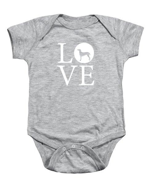 Pointer Love Baby Onesie