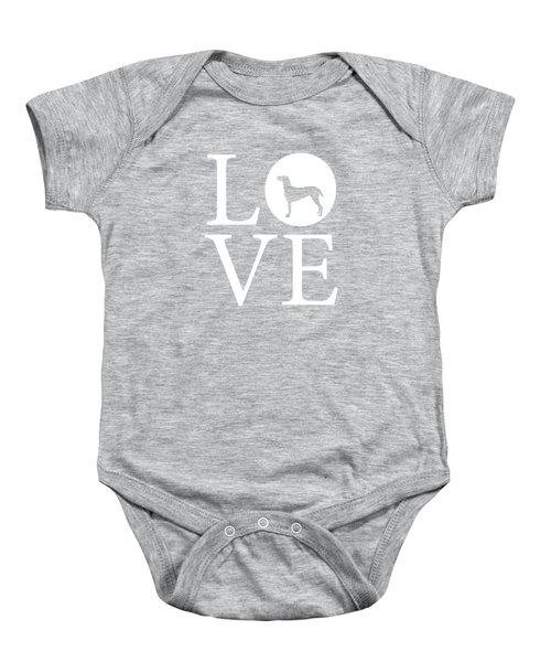 Pointer Love Baby Onesie