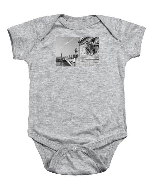 Pont Alexandre Baby Onesie