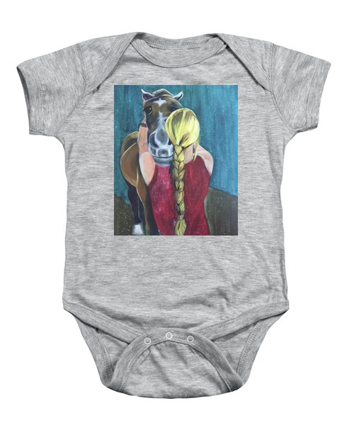 Pony Love Baby Onesie