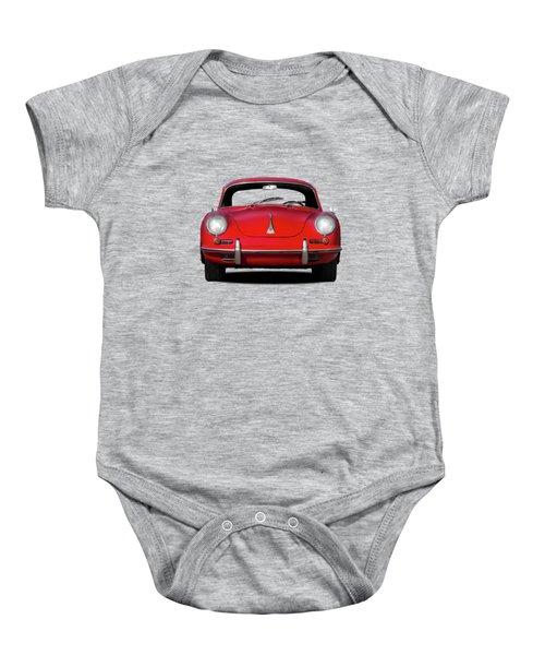 Porsche 356 Baby Onesie