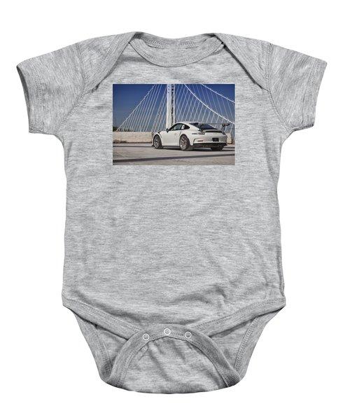 Porsche Gt3rs Baby Onesie