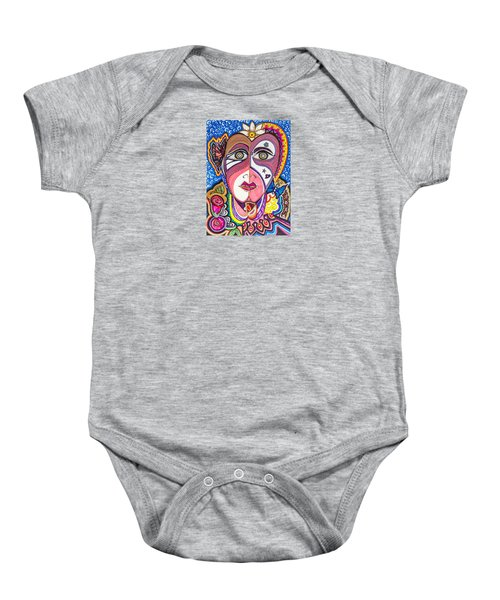Portrait Of Hope Baby Onesie