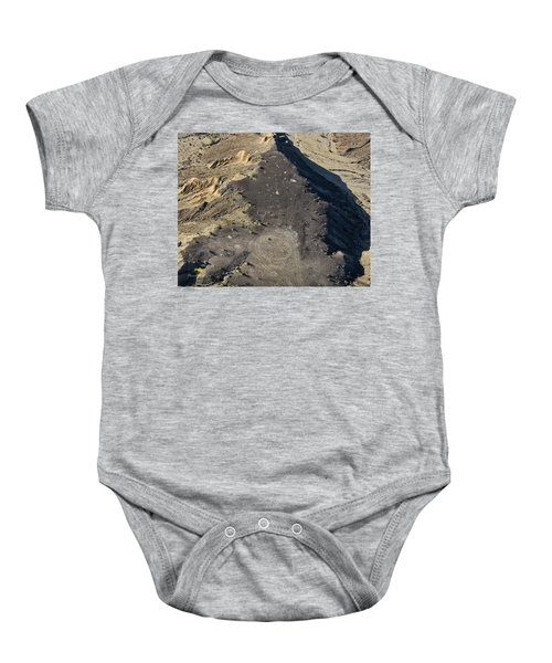 Baby Onesie featuring the photograph Possible Archeological Site by Jim Thompson
