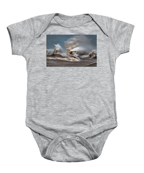 Power Baby Onesie