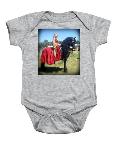 Powerful Beauty Baby Onesie