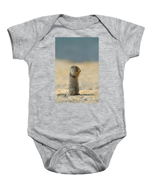 Prairie Dog Baby Onesie