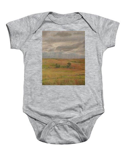 Prairie Light Baby Onesie