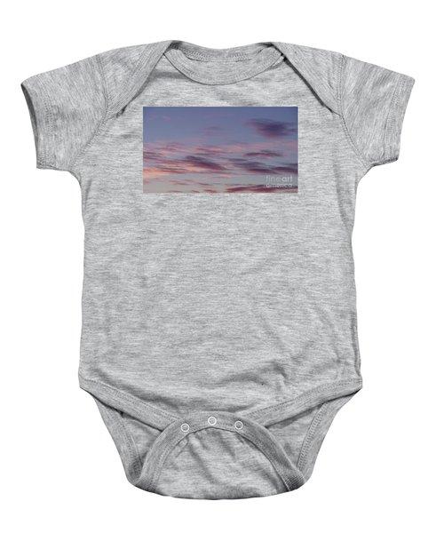 Prairie Sunset Baby Onesie