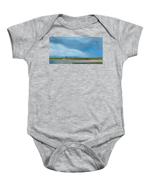 Prairie Weather Baby Onesie