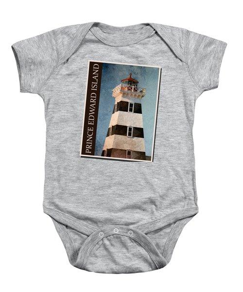Prince Edward Island Shirt Baby Onesie