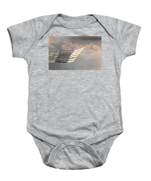 Professionalism Of Excellence Baby Onesie