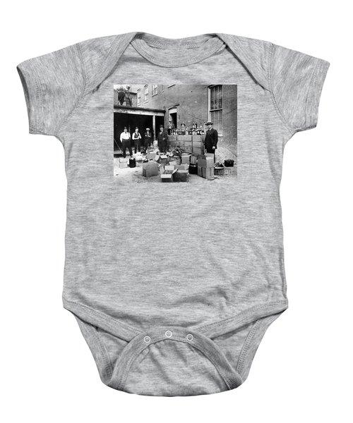 Prohibition, 1922 Baby Onesie