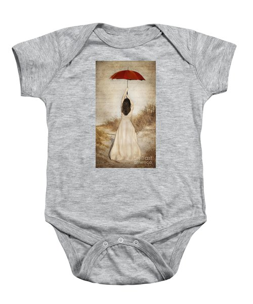 Protection Painted Lady Baby Onesie