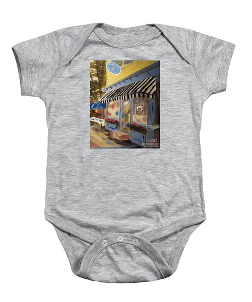 Puddlejumpers Baby Onesie