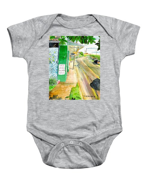 Pure Hawaiian Baby Onesie