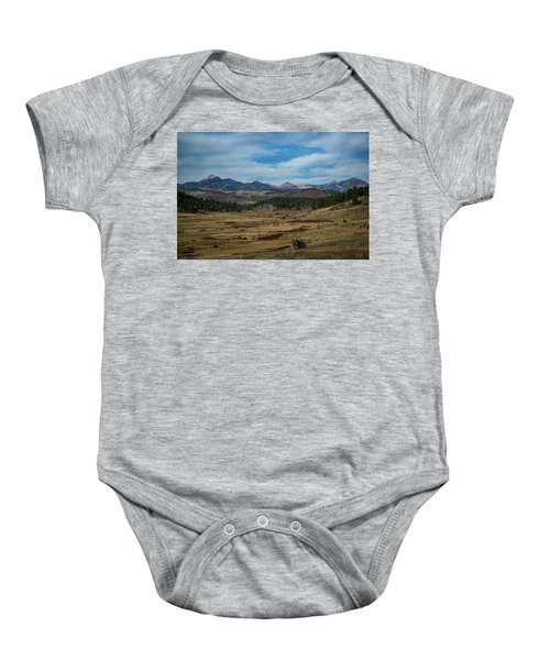 Pure Isolation Baby Onesie