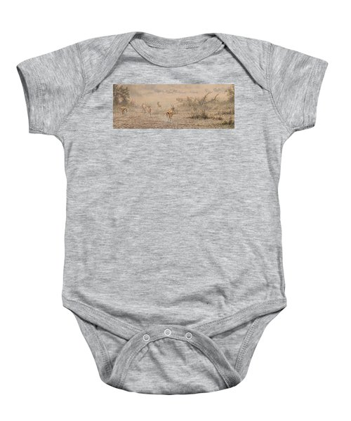 Quick Run Baby Onesie