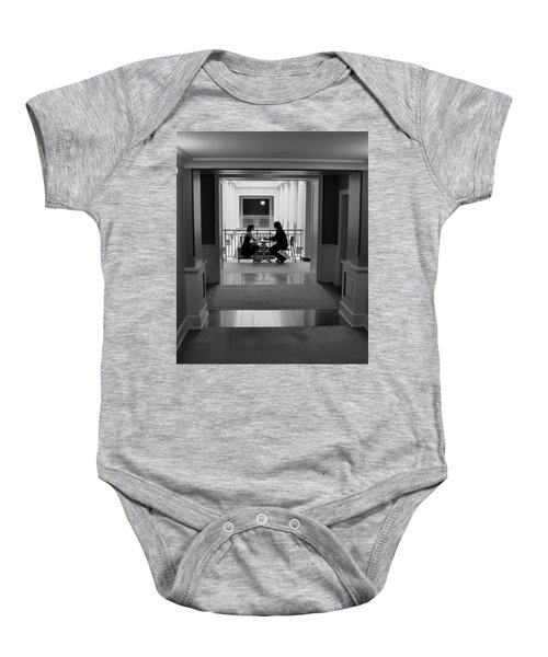 Quiet Moment Baby Onesie