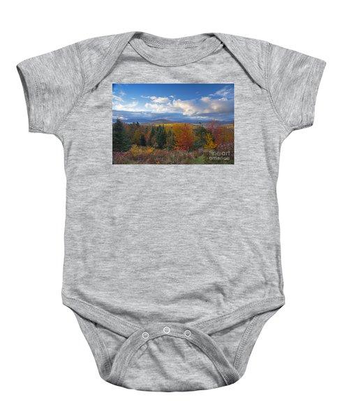 Rangeley Vista Baby Onesie