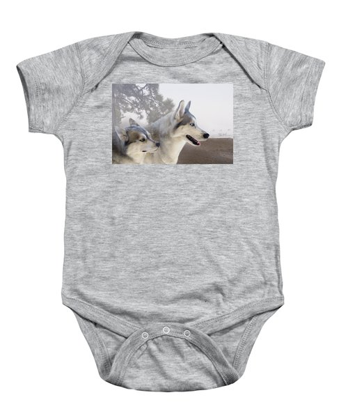 Ready Forthe Chase Baby Onesie