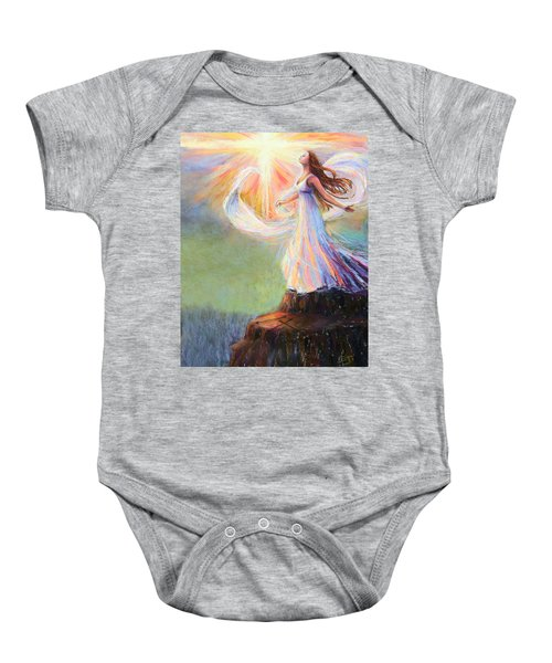 Redeemed Baby Onesie