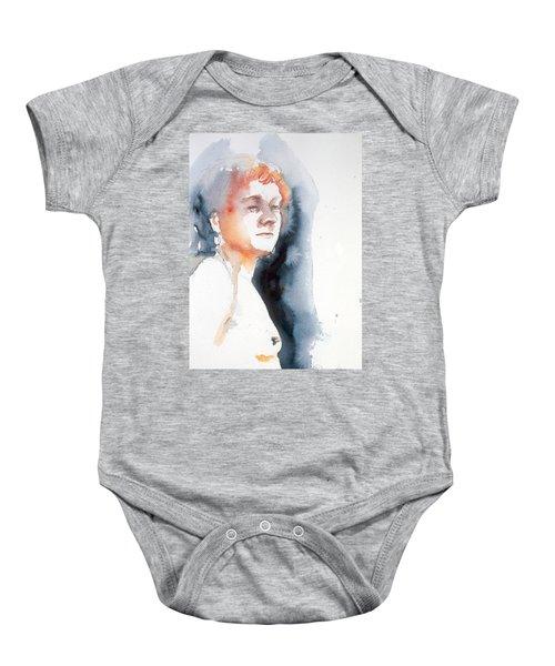 Redhead #1 Baby Onesie