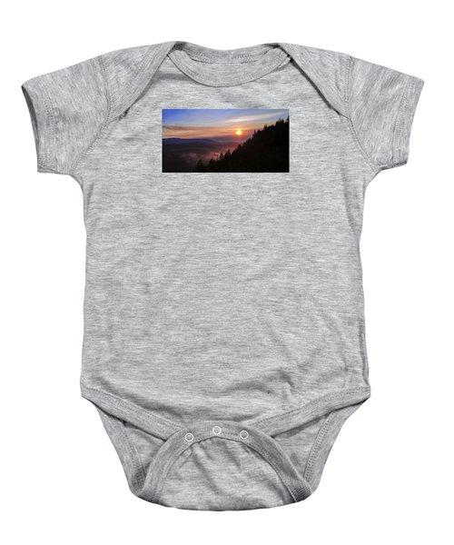 Redwood Sun Baby Onesie