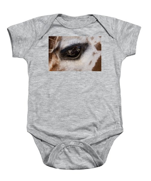 Reflection Of A Friend Baby Onesie