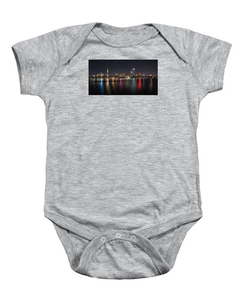 Reflections Of Boston Baby Onesie