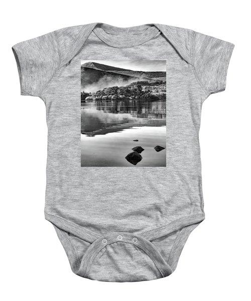 Reflections Of Derwent Baby Onesie