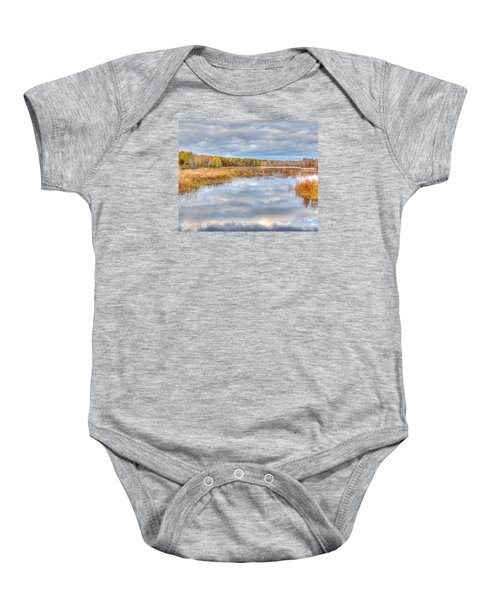 Reflections Baby Onesie