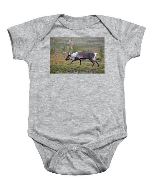 Reindeer Baby Onesie