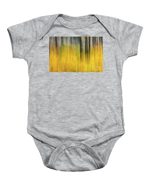 Renewal Abstract Art By Kaylyn Franks Baby Onesie