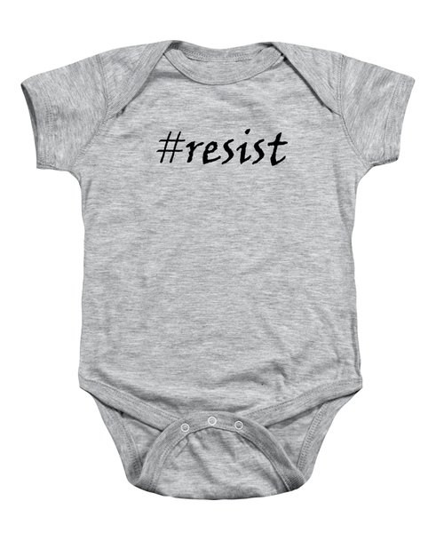 Resist Baby Onesie