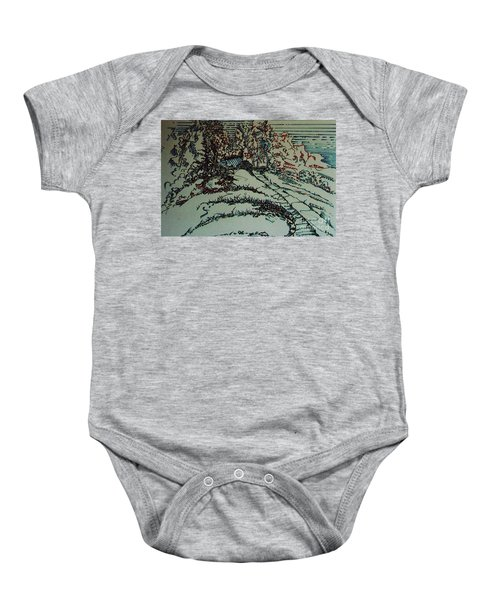 Rfb0205 Baby Onesie